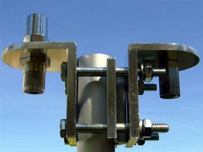 K1cra Dmount2 Hf Stick Antenna Dipole Mount